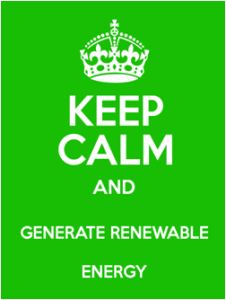 Generate Renewable Energy